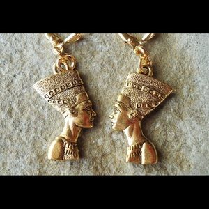 COPY - Nefertiti Earrings